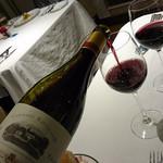 ヴィーヴルソレイユ - ワインもよくすすみみました