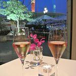 レストラン ル・クール神戸 - 乾杯スパークリング