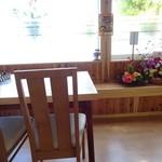 ブッチャーノ - テーブル席