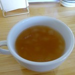ブッチャーノ - セルフサービスのスープ