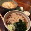 あら玉 - 料理写真:今日は金井 克子の他人のどんぶりセットです。