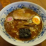 東池袋大勝軒 - 2016年9月 ラーメン(小)600円