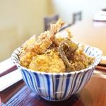 天ぷら はせ川 - 天丼