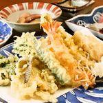 天ぷら割烹 井善 - 料理写真: