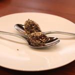 リストランテ エッフェ - お茶菓子