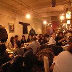 東洋食堂 百 - 週末は要予約ですな。