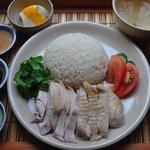 Tef Cafe - 海南鶏飯<シンガポールチキンライス>