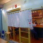 56363008 - 柳端市場内にお肉のお店!