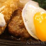 キッチンTiKi - ハンバーグ