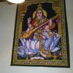 パリワール - インドの神様かな?