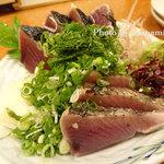 魚頭大熊 - とろ鰹焼切り(塩)