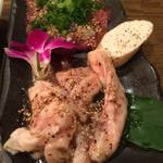 布上 - ネギ塩タンと幻の鶏皮ジューシー