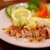 丸金 - 料理写真:ガツ刺しサラダ