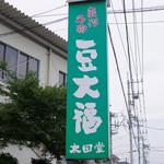 太田堂 - 看板