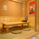 吉祥寺あじと - もちろん個室もあります♪