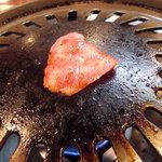 肉料理 荒川 - ヒレ。