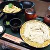 大久保西の茶屋 - 料理写真:かつ丼そば膳 1,468円 そば大盛り +270円