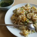 福軒 - 焼き飯大盛り700円