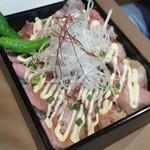 56370758 - ローストビーフ丼