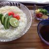 はと場 - 料理写真:【料理】小豆島そうめん