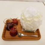 埜庵 - 彩り(いちご、ブルーベリー、ラズベリー)新宿高島屋2016年