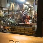 藁焼きと四国料理88屋 - 2016 厨房