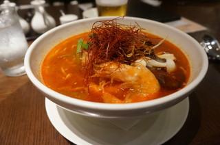 南琳華 - マーラー麺