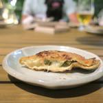 恵比寿 箸庵 - チーズがとろ〜〜り