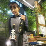 恵比寿 箸庵 - 日本酒のお薦め