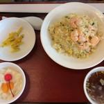 中国料理3年B組 - 料理写真:海老チャーハン