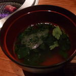 牛玄亭泰庵 - テールスープ