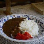 マウンテン - 料理写真:ビーフカレー、¥850