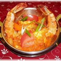 インド料理マヤ - ミックスシーフードマサラ