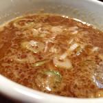 56381657 - つけ麺スープ