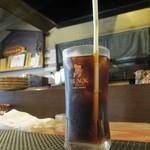 料理酒房勝 - ランチには、ソフトドリンク or コーヒー付き