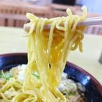 塚田そば店 - 自家製中華麺