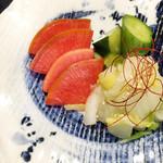 寿司酒場 スシイチ - 【おつまみ】漬物盛り合わせ