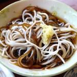 てぃーらぶい - 素麺ともずくの酢の物