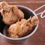 野菜を食べるカレー camp - 鶏手羽煮込み