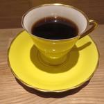 月下 - コーヒー