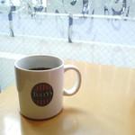 タリーズコーヒー - 本日のコーヒーtallサイズ 2016/09/17 ブーランジェリーノブ手パンを買った帰り道に立ち寄り♪(^ー^)