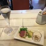 アマルフィイ カフェ - チョイ飲みセット