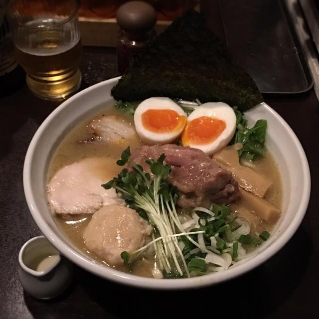 麺屋33 - 鶏エスプレッソラーメン