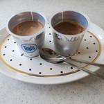 トップス - ショコラと塩キャラメル