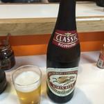 ギョウザとやきとりの又兵衛 - 瓶ビール