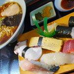 ふく忠食堂 - 料理写真: