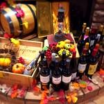 ラヴィータ - 充実したワインの品揃え!!
