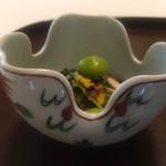 Genyadanahamadaya - 松茸と銀杏