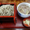 八幡庵 - 料理写真:かもせいろ蕎麦