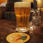 伍楽 - 生ビール